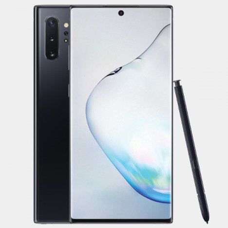 Samsung Galaxy Note 10 Dual Sim 256GB 8GB Ram Aura Black